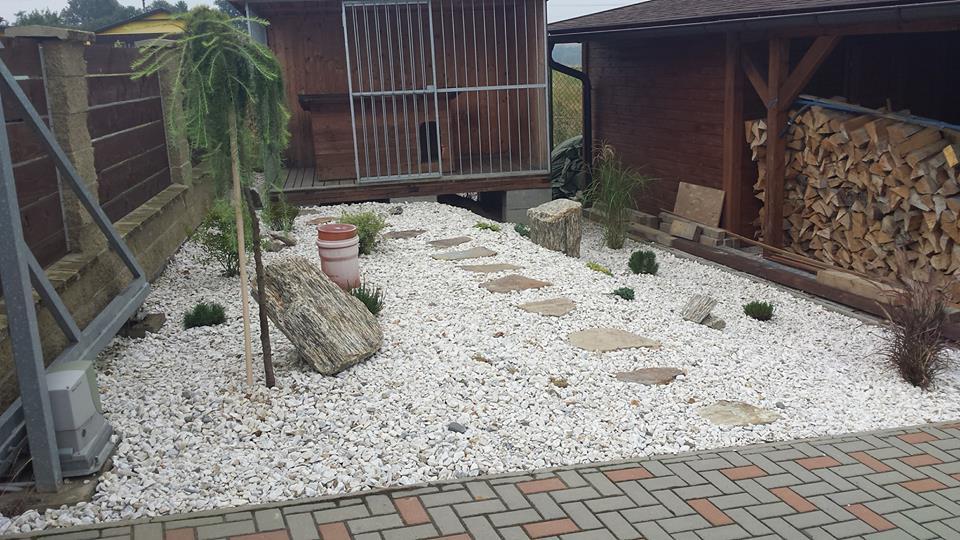 Zahrada Bludovice