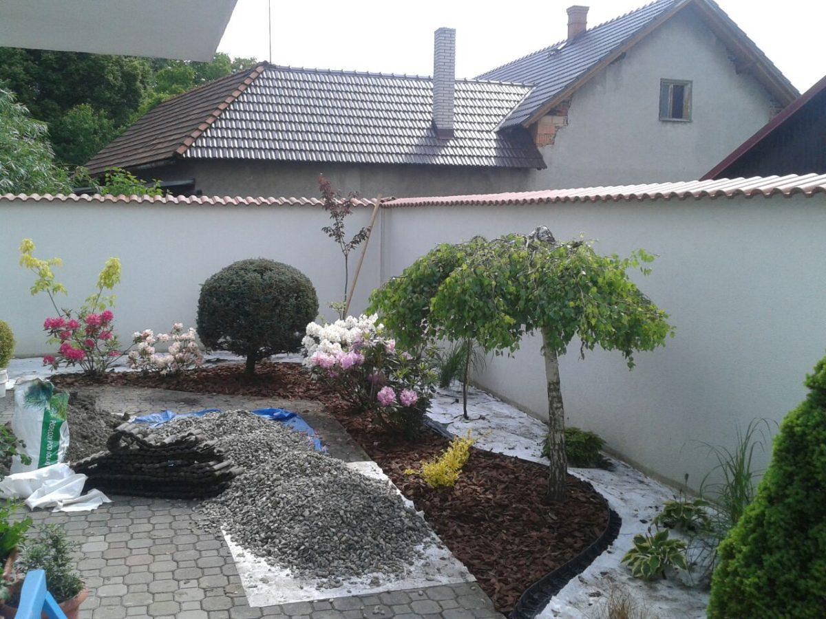 realizace, Baška