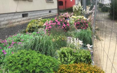 Těrlicko, zahrada pro děti